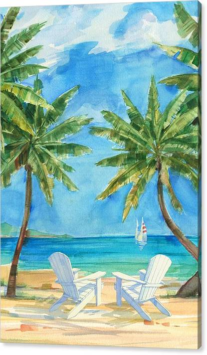 Palmas Belize - Chairs by Paul Brent
