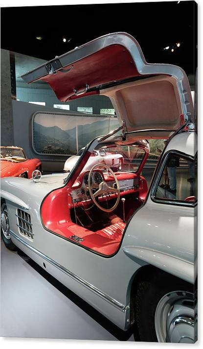 Gull Wing 300SL W198 Series by Robert VanDerWal