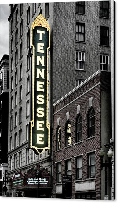 Mighty Tennessee by Sharon Popek
