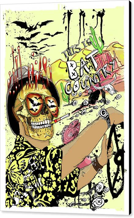 Fear and Loathing in Las Vegas - This is Bat Country by Mashiene11