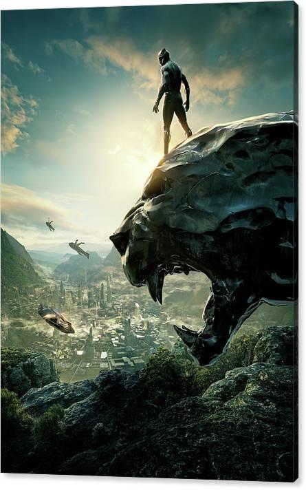 Black Panther  by Geek N Rock