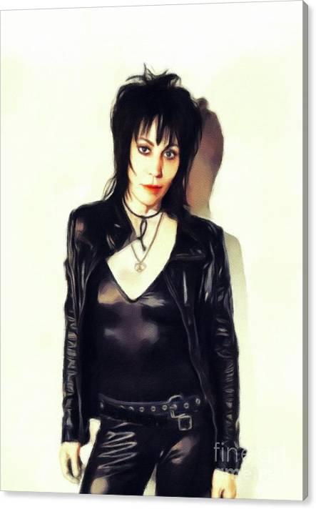 Joan Jett, Music Legend by Esoterica Art Agency