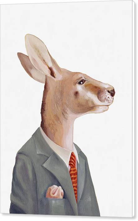 Kangaroo by Animal Crew
