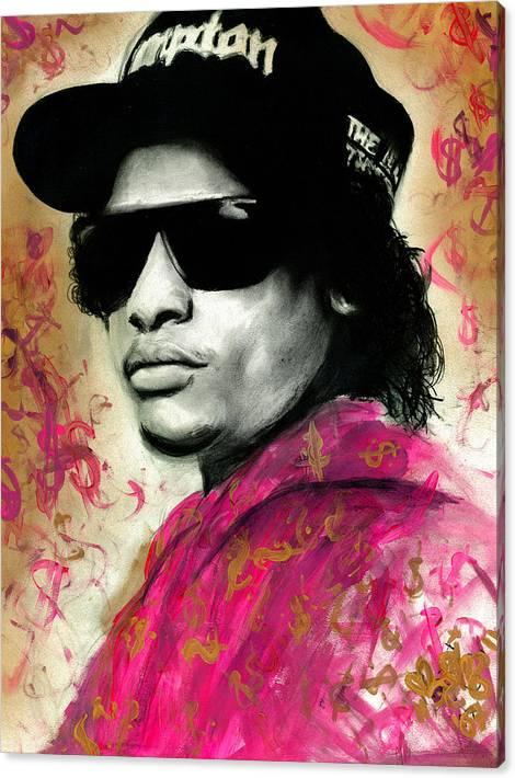 Eazy E by Kinetik  Studio
