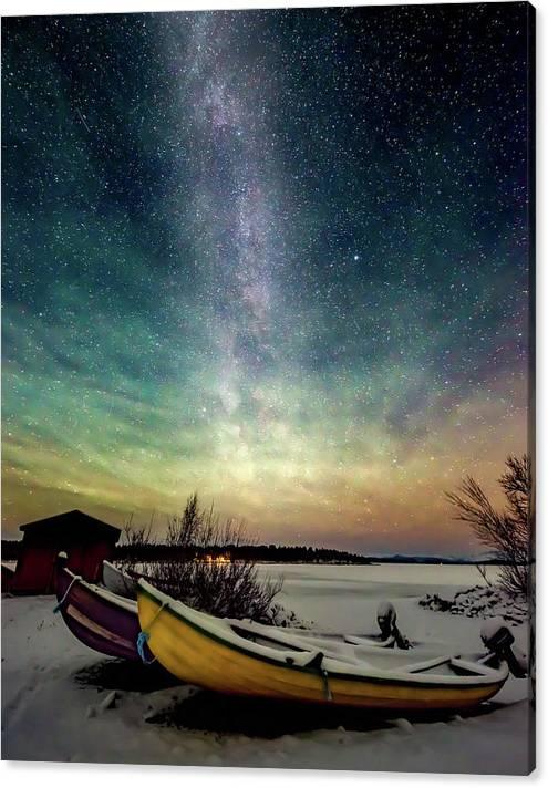 Silent Night by Mia Stalnacke