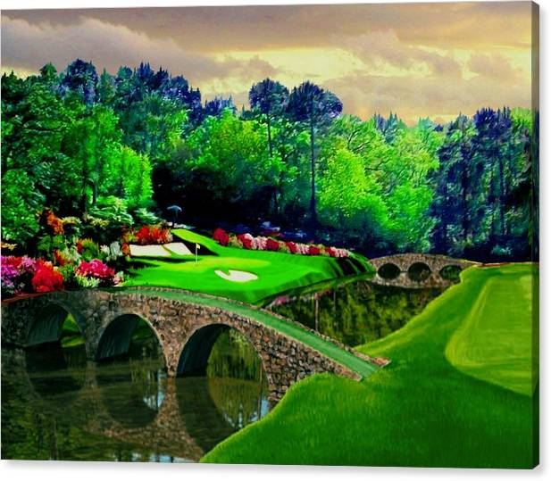 The Beauty of the Masters 2 by Ron Chambers