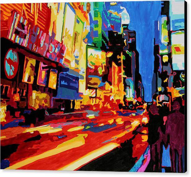 Evening Stroll by Bobby Logic