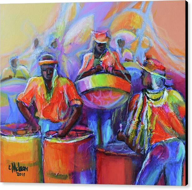 Steel Pan Carnival by Cynthia McLean