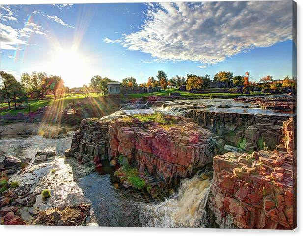 Good Morning Sioux Falls by Frank Thuringer