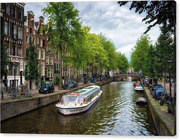 Lovely Amsterdam Netherlands by Matthias Hauser