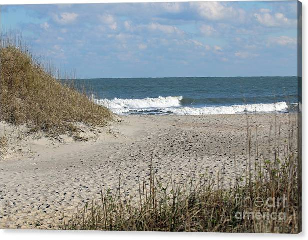 Obx Beach and Dunes by Bryrrose Photography