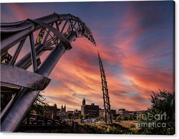 The Arc Of Dreams by Mitch Shindelbower