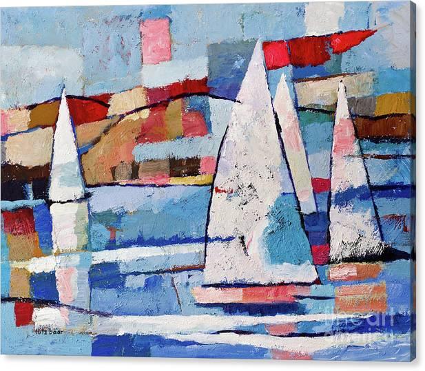 Sailing Joy by Lutz Baar