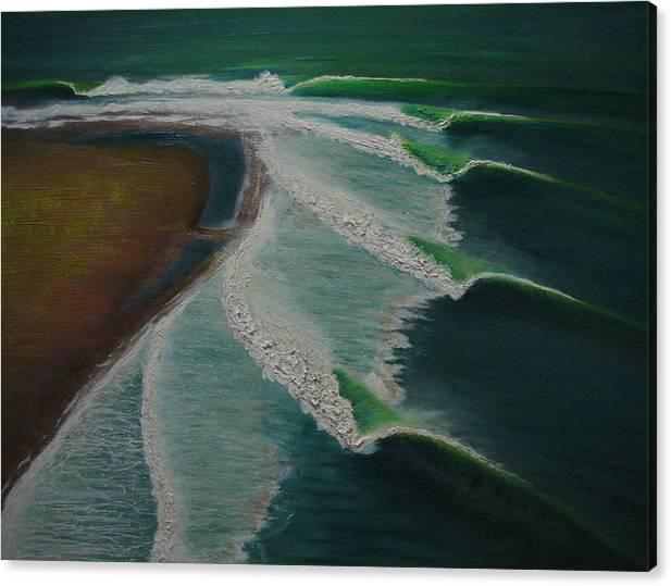 Skeleton Bay by Louis Bouwer