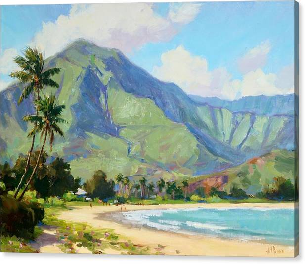 Hanalei Bay Summer by Jenifer Prince