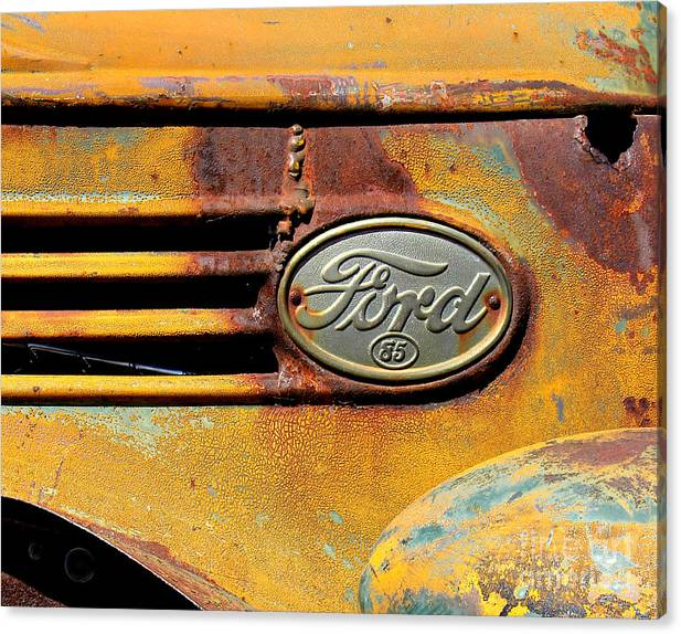 Ford 85 by Perry Webster