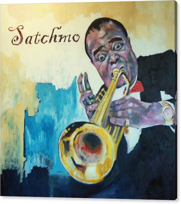 Satchmo by Kevin McKrell