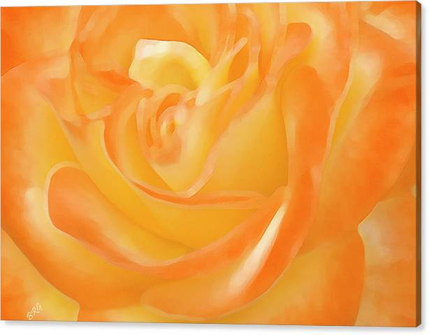 Limited Time Promotion: Rose Stretched Canvas Print