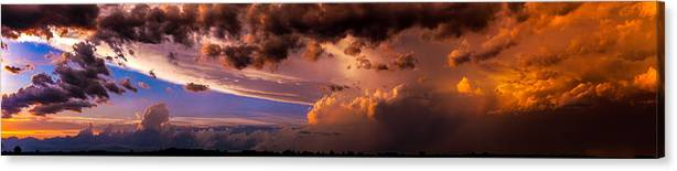 Nebraska HP Supercell Sunset by NebraskaSC