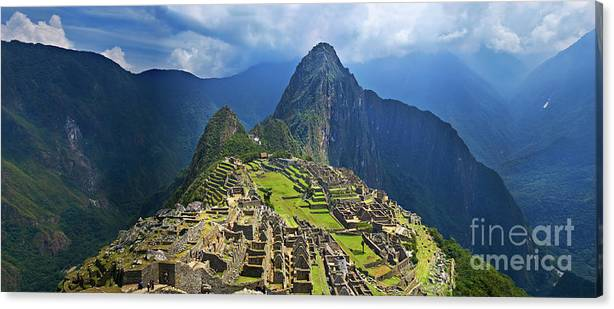 Machu Picchu by Henk Meijer Photography