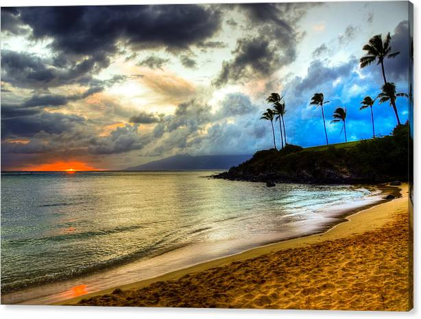 Kapalua Bay Sunset by Kelly Wade