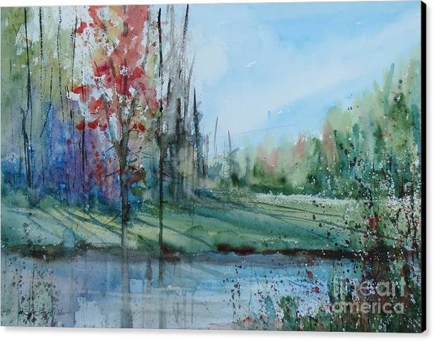 Seney Impression by Sandra Strohschein