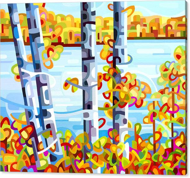 Lakeside by Mandy Budan