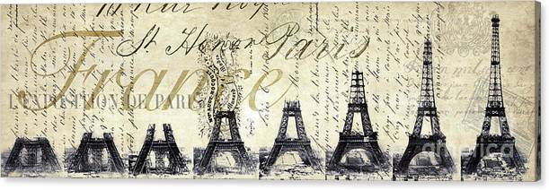 Eiffel Tower by Jon Neidert