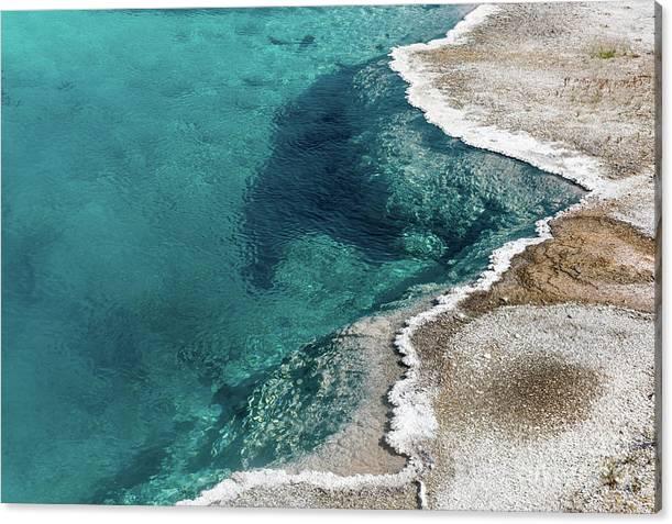 Nature's Hot Tub by Paul Quinn
