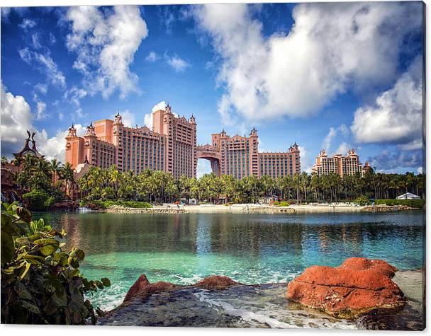 Atlantis Resort - Paradise Island -  - Bahamas by Jon Berghoff