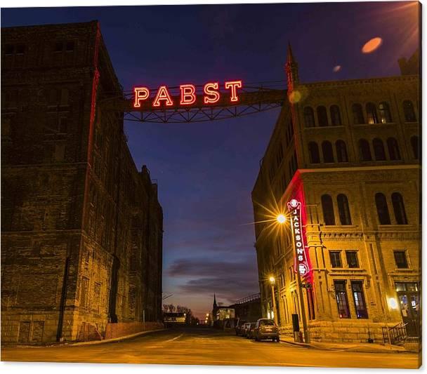 Pabst Blue Ribbon by Bonnie DeLap