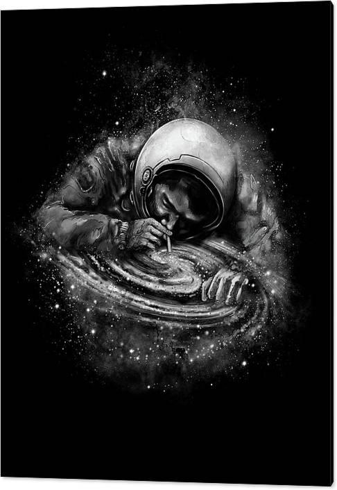 Space Junkie by Nicebleed