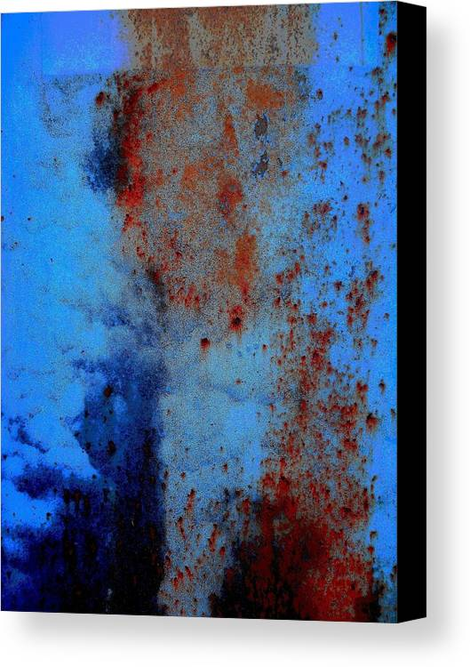 Canvas Print featuring the photograph Untitled by Vincent Cherib