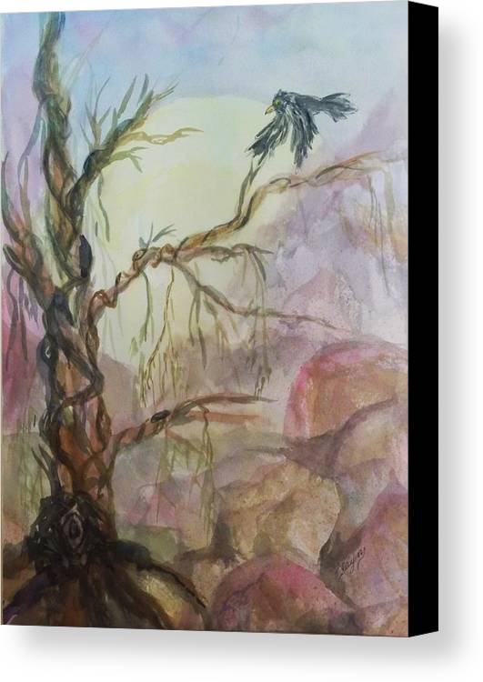 The Magic Tree Canvas Print / Canvas Art by Ellen Levinson