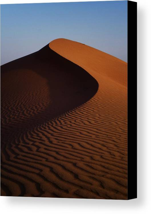 Sunset Canvas Print featuring the photograph 08022 by Jeffrey Freund