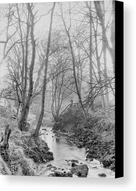 Canvas Print featuring the photograph Edwardian by Iain Duncan