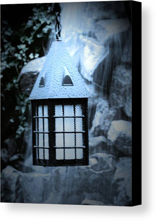 Light Canvas Print featuring the photograph Lighting by Jessica Burgett