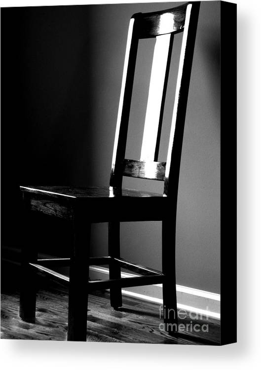 Stillness Canvas Print featuring the photograph Still by Amanda Barcon