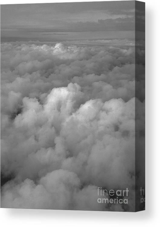Landscape Canvas Print featuring the photograph 0120201206 by Debbie L Foreman