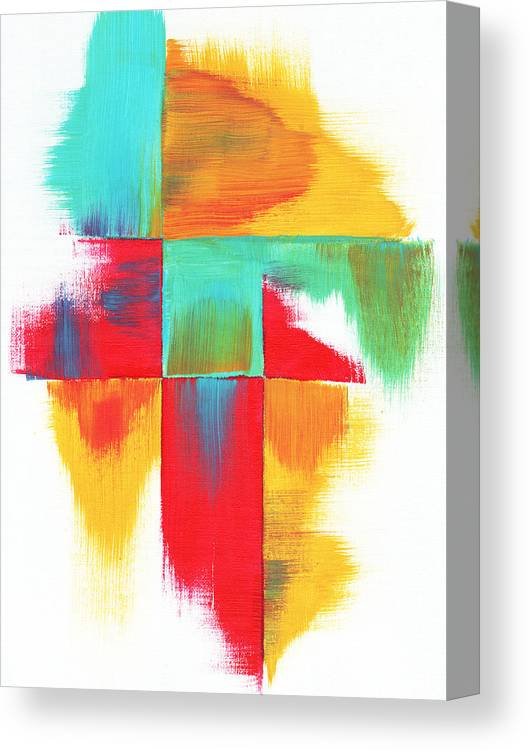 Canvas Art Abstract Bold