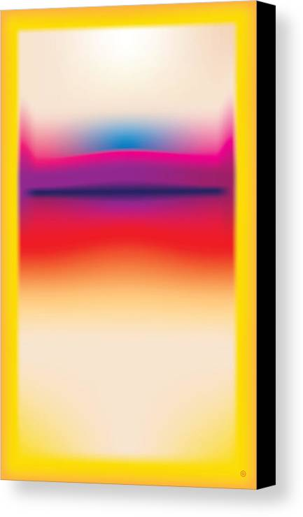 rothko canvas print after rothko 5 by gary grayson