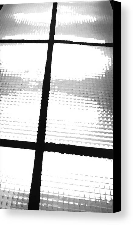 Light Canvas Print featuring the photograph January 7 by Angela Siener