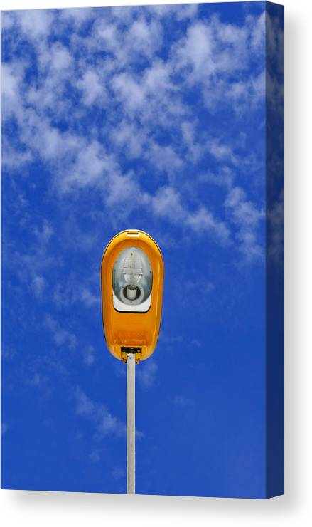 Probe Canvas Print featuring the photograph Probe by Skip Hunt