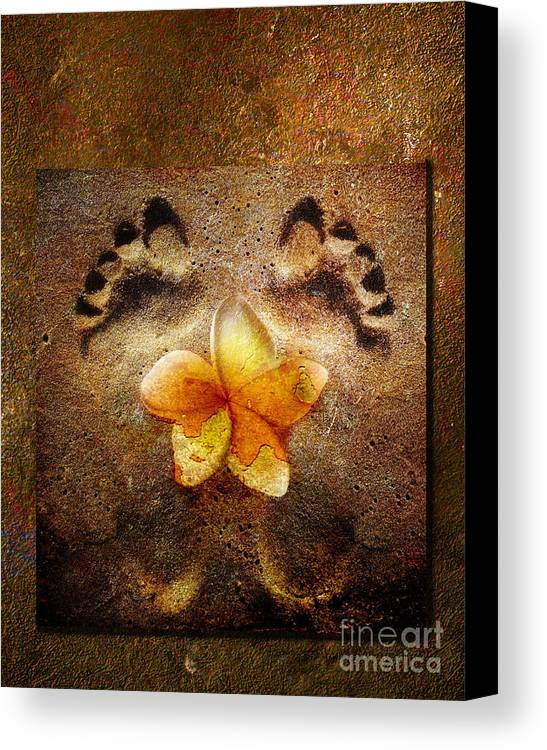 Photodream Canvas Print featuring the photograph For The Love Of Me by Jacky Gerritsen