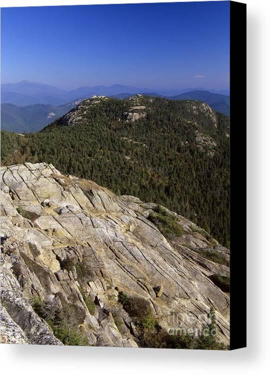 White Mountains Canvas Print featuring the photograph Mount Chocorua - White Mountains New Hampshire Usa by Erin Paul Donovan