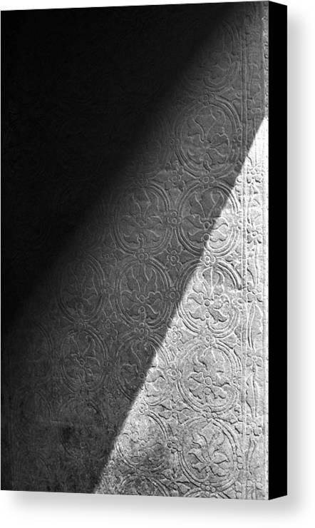 Angkor Wat Canvas Print featuring the photograph Angkor Shadow by Marcus Best