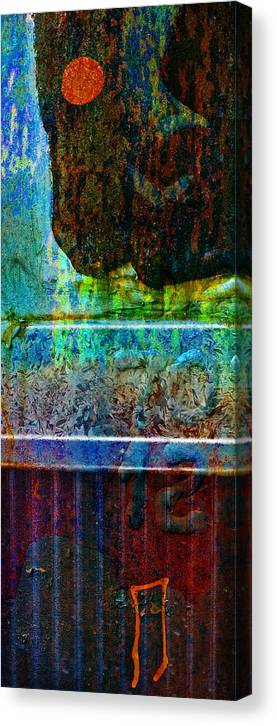 Pi Canvas Print featuring the photograph piNsky by Skip Hunt