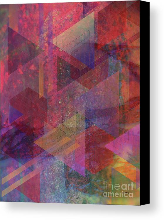 Another Place Canvas Print featuring the digital art Another Place by John Beck