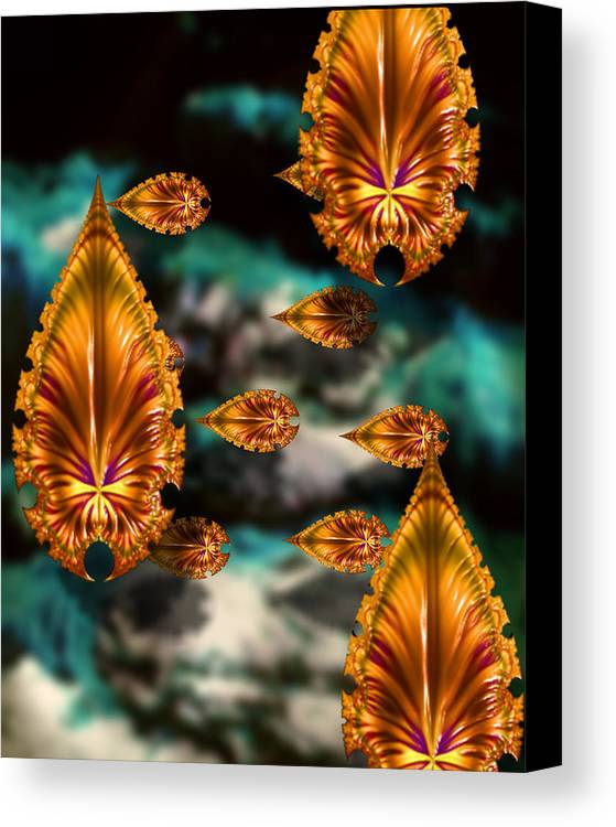 Bold Canvas Print featuring the photograph Graphic Number One by Roger Soule