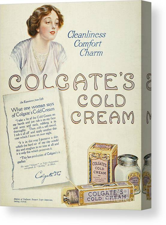 Image result for cold cream ad